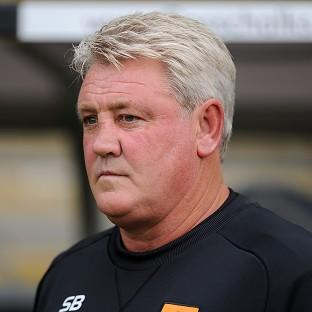 Hull manager Steve Bruce, pictured, was left to rue a costly mistake by goalkeeper Allan McGregor