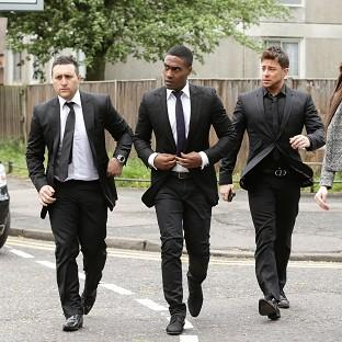 Blue members Antony Costa, Simon Webbe and Duncan James have all declared themselves bankrupt