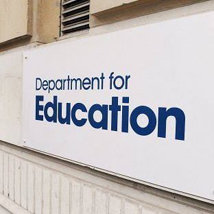 The Department for Education said safeguarding arrangements in schools are inspected regularly to ensure all abuse allegations are taken seriously