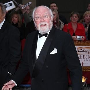 Richard Attenborough was described as a