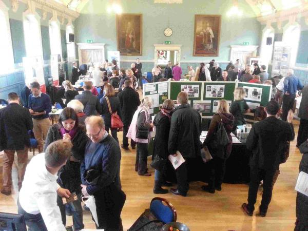 Around 300 people attended the Henley Design Day in March