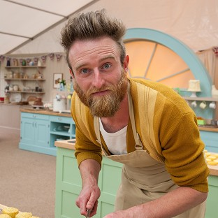 Iain Watters has become the latest contestant to exit The Great British Bake Off
