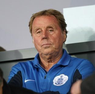 Harry Redknapp was furious with his side's performanc