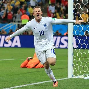 Roy Hodgson is happy for Wayne Rooney, pictured, to put his bad-boy image behind him
