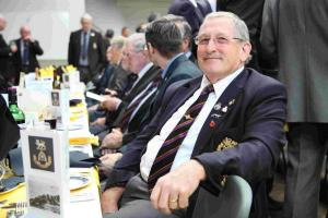 Royal Hampshire Territorial veterans gather for annual reunion