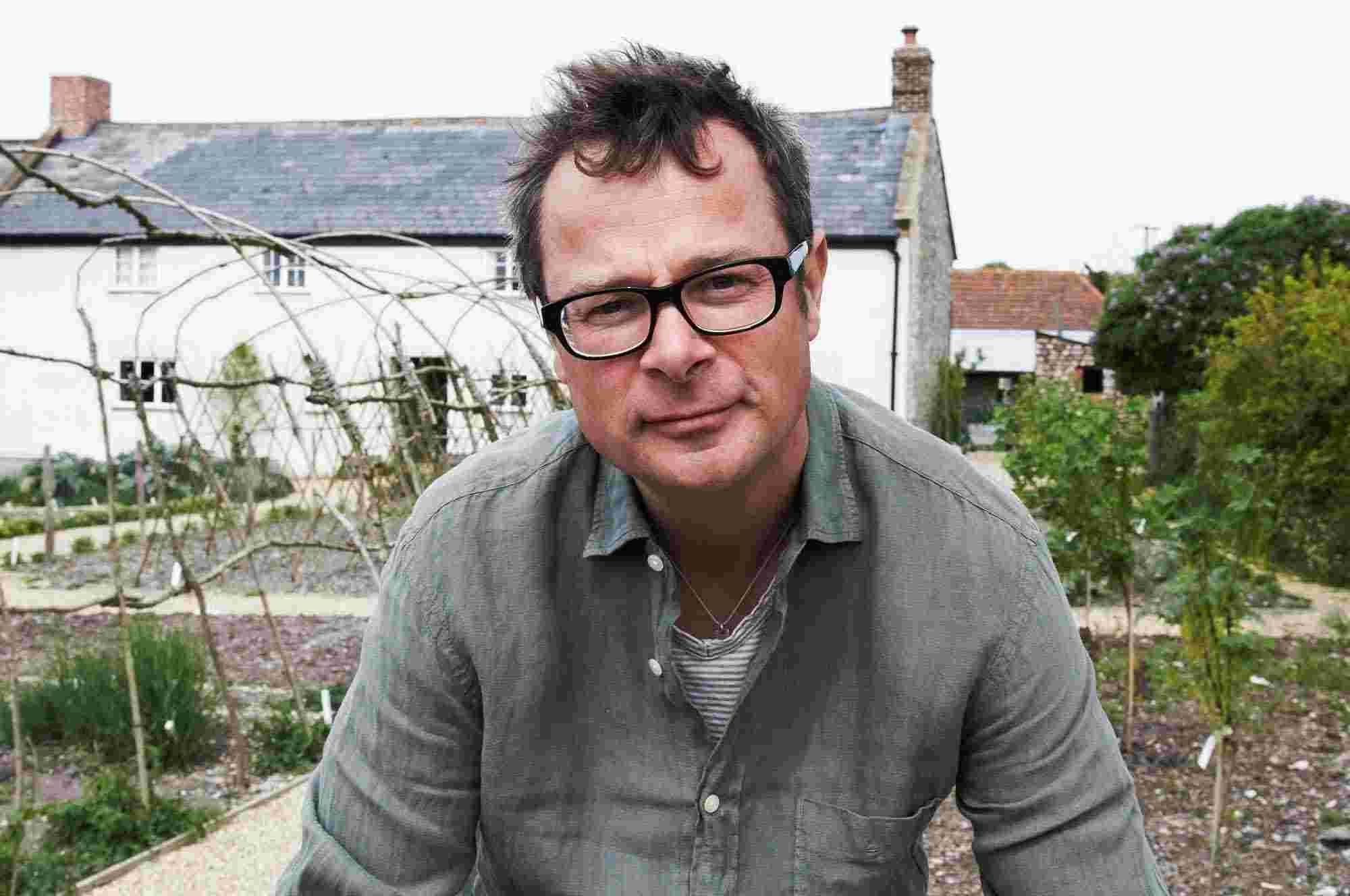 The star of River Cottage says he wants to make his Winchester eatery sustainable.