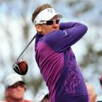 Hampshire Chronicle: Ian Poulter, pictured, has hit back at the PGA of America president Ted Bishop