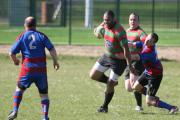 Ratu Degei was in good form for Millbrook
