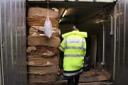 Officers shut down illegal tobacco factory in Bishop's Waltham