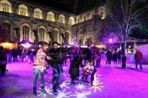 A Winchester Christmas cracker: city expects 400,000 Christmas visitors
