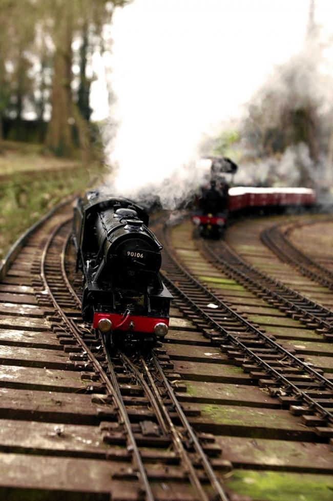 Hampshire Chamber backs plans to restore Waterside Railway