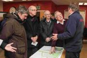Kings Worthy residents at a packed public consultation