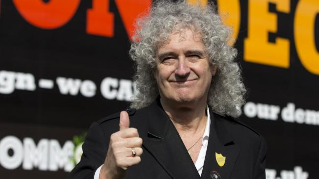 Brian May wants you to vote for 'decent' candidates, not political parties