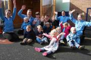 Patchwork Day Nursery and Pre-School has been rated 'good' by Ofsted.