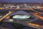 London Acquatics Centre: a Lakesmere project