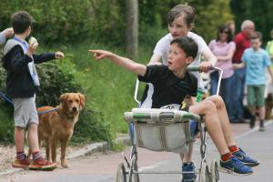 PICTURES: Ropley Pram Race going strong after 50 years