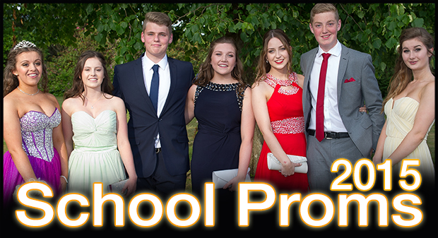 Hampshire Chronicle: School Proms 2015 banner