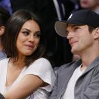 Hampshire Chronicle: Did Ashton Kutcher and Mila Kunis wed at a private ceremony this weekend?