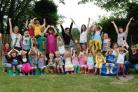 Outstanding Ofsted rank for Winchester pre-school