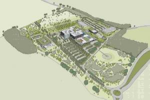 New £150m Hampshire hospital approved by planners - IF funding can be found