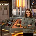 Hampshire Chronicle: Game Of Thrones star Maisie Williams: Working on Doctor Who was 'a joy'