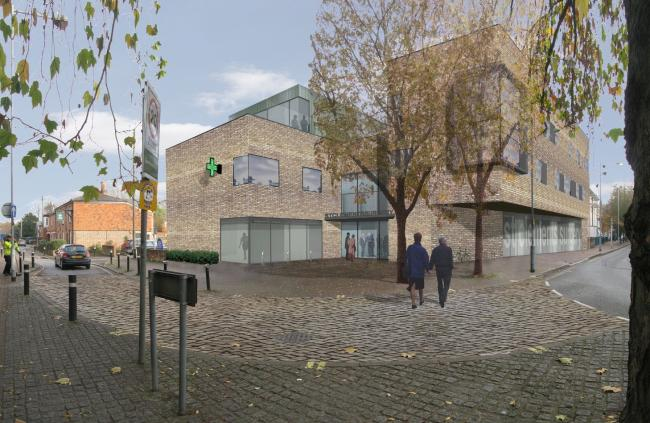 New plans for the St Clements surgery