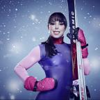 Hampshire Chronicle: Beth Tweddle operation 'a success' after gymnast injures neck on The Jump