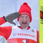 Hampshire Chronicle: The Jump's celebrities are not practising enough, according to Eddie the Eagle