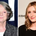 Hampshire Chronicle: Can you see the likeness between Maggie Smith and Laura Carmichael? The Downton Abbey casting director certainly could