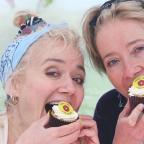 Hampshire Chronicle: Emma Thompson and sister break court injunction to film Frack Free Bake Off