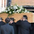 Hampshire Chronicle: Stars turn out for funeral of 'unforgettable' music producer David Gest
