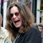 Hampshire Chronicle: Ozzy Osbourne crazy about new tram named in his honour