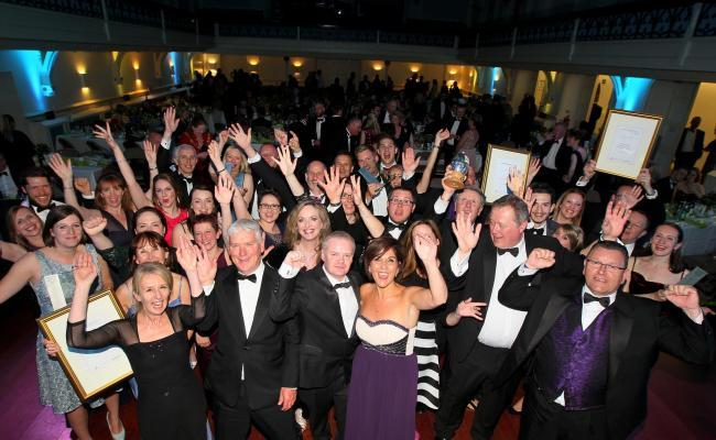 Top businesses scoop gongs at city's awards