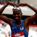 Hampshire Chronicle: Growing up in a shack fired Mo Farah towards Olympic glory
