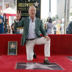 Hampshire Chronicle: Michael Keaton praises Michael Jordan at Hollywood Walk of Fame star ceremony