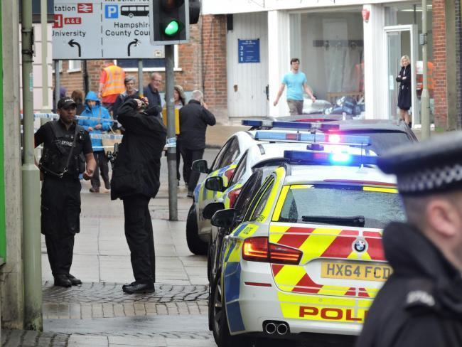 Robbers who targeted Justice Jewellers in Winchester set to be