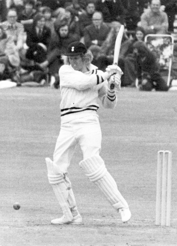 Hampshire Chronicle: Barry Richards in his Hampshire heyday