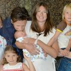 Hampshire Chronicle: Jamie and Jools Oliver appear to have revealed their baby son's name - and it's super-cute