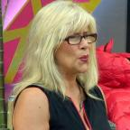 Hampshire Chronicle: Samantha Fox reveals she was 'nearly blinded' by Bear in scenes cut from the Celebrity Big Brother