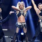 Hampshire Chronicle: Britney Spears was back to her best as she hit the stage at the iHeartRadio Music Festival