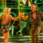 Hampshire Chronicle: Judge Rinder's fancy footwork wins him fans on Strictly