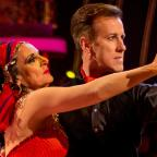 Hampshire Chronicle: Strictly fans upset to see Lesley Joseph's last dance