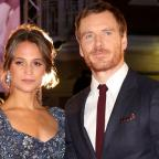 Hampshire Chronicle: Alicia Vikander opens up about filming with boyfriend Michael Fassbender