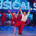 Hampshire Chronicle: Strictly Come Dancing quarter-final highlights: sequins, singing, dancing and bouncing bottoms