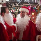 Hampshire Chronicle: Santa swaps his reindeer for a stag in run-up to EastEnders wedding