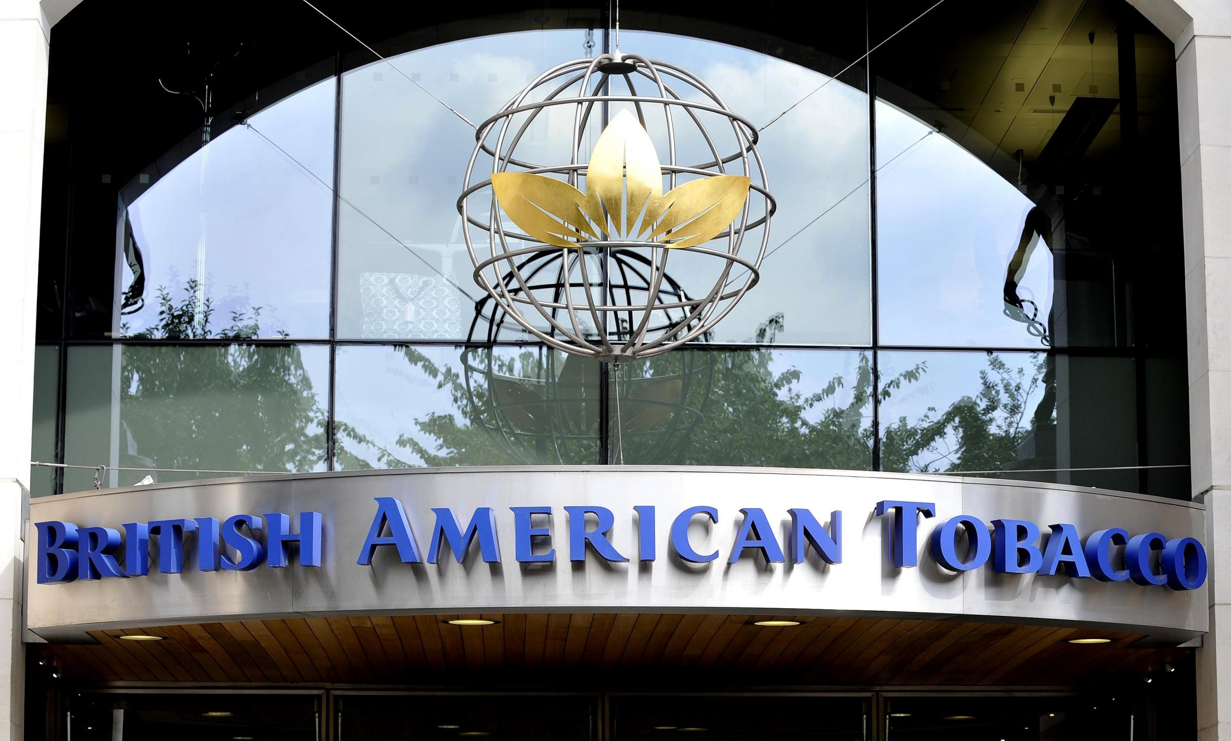 British American Tobacco agrees £40.8bn takeover of US rival (From Hampshire Chronicle)