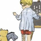 Hampshire Chronicle: Parents are 'over-organising' children, says Winnie-the-Pooh writer