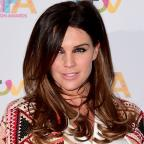 Hampshire Chronicle: 'He's trying to hurt me': Danielle Lloyd gets tearful over ex Jamie O'Hara