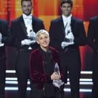 Hampshire Chronicle: People's Choice Awards: Ellen DeGeneres became the most decorated winner in the award show's history, plus other winners