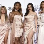 Hampshire Chronicle: Fifth Harmony perform as a four-piece for the first time at People's Choice Awards